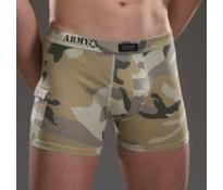 Boxeri Military